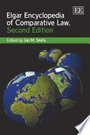 Elgar Encyclopedia of Comparative Law  Second Edition