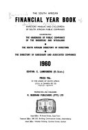 Beerman s Financial Year Book of Southern Africa Book