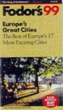 Fodor s 99 Europe s great cities