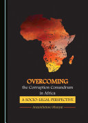 Overcoming the Corruption Conundrum in Africa