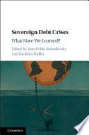 Sovereign Debt Crises
