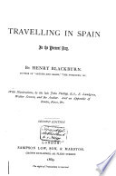 Travelling in Spain in the Present Day
