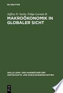 Makroökonomik in globaler Sicht