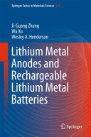 Lithium Metal Anodes and Rechargeable Lithium Metal Batteries