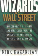 Wizards Of Wall Street Book