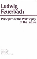 Principles of the Philosophy of the Future