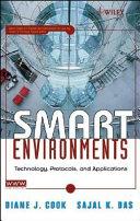 Smart Environments Book