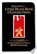 Jeffrey Gitomer's Little Black Book of Connections