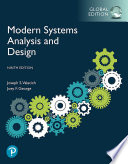 Modern Systems Analysis and Design, EBook, Global Edition