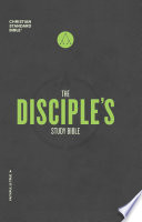 Csb Disciple S Study Bible Hardcover