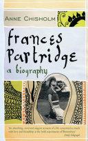 Frances Partridge: The Biography