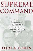 Supreme Command [Pdf/ePub] eBook