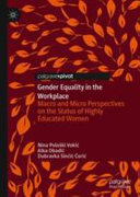 Gender Equality in the Workplace