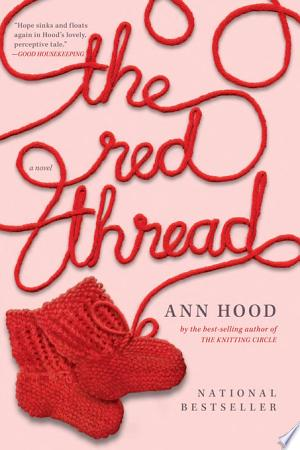 The Red Thread: A Novel banner backdrop