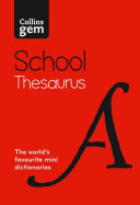 School Thesaurus