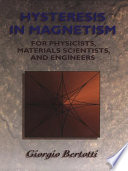 Hysteresis in Magnetism Book