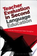 Teacher Evaluation In Second Language Education