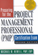 Preparing for the Project Management Professional  PMP  Certification Exam