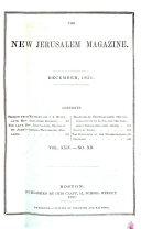 New Jerusalem Magazine