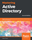 Mastering Active Directory Pdf/ePub eBook