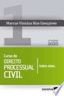 Curso de Direito Processual Civil V 1 - Teoria Geral e Processo de Conhecimento