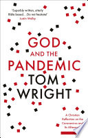 God and the Pandemic Book