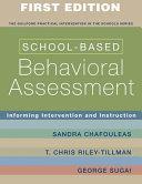 School based Behavioral Assessment