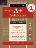 CompTIA A+ Certification All-in-One Exam Guide, Ninth Edition (Exams 220-901 & 220-902) Pdf/ePub eBook
