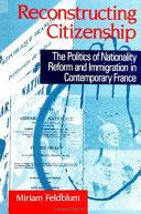 Reconstructing Citizenship