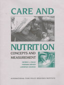Care and Nutrition