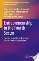 Entrepreneurship in the Fourth Sector Book
