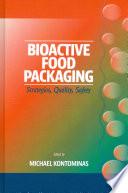 Bioactive Food Packaging Book PDF
