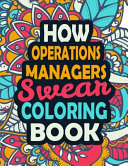 How Operations Managers Swear Coloring Book