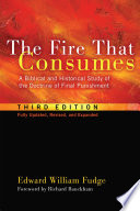 The Fire That Consumes Book