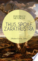 Thus Spoke Zarathustra Modern Classics Series  Book