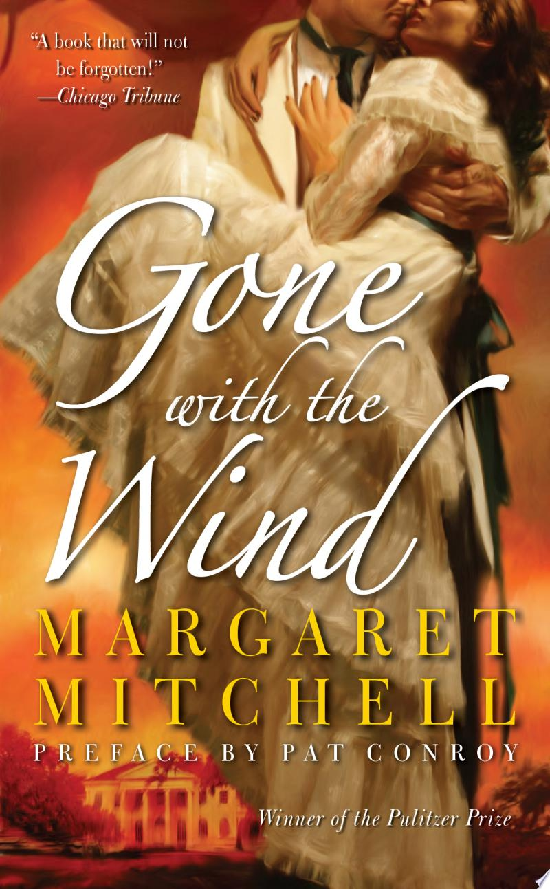 Gone with the Wind banner backdrop