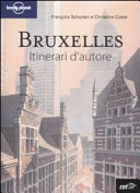 Guida Turistica Bruxelles. Itinerari d'autore Immagine Copertina