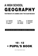A high school geography textbook of Zambia and the sub-region