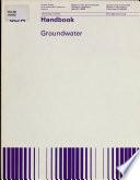 Handbook ground water