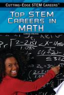 Top STEM Careers in Math Book