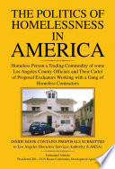 The Politics Of Homelessness In America