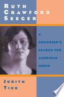 Ruth Crawford Seeger