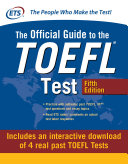 Official Guide to the TOEFL Test with Downloadable Tests, Fifth Edition [Pdf/ePub] eBook