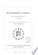 A butterfly chase  tr  from the Fr   Les premi  res armes  of P J  Stahl Book