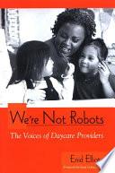 We re Not Robots