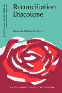 Reconciliation Discourse