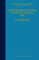 United Nations Convention on the Law of the Sea 1982  Volume VI