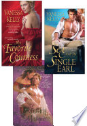 Vanessa Kelly Bundle  My Favorite Countess  Sex and the Single Earl  Mastering the Marquess