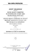 Iran Contra Investigation Book PDF