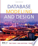 Database Modeling and Design Book